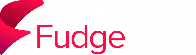 Fudge Learn brand identity: Fudge provides blended technology learning for organisations