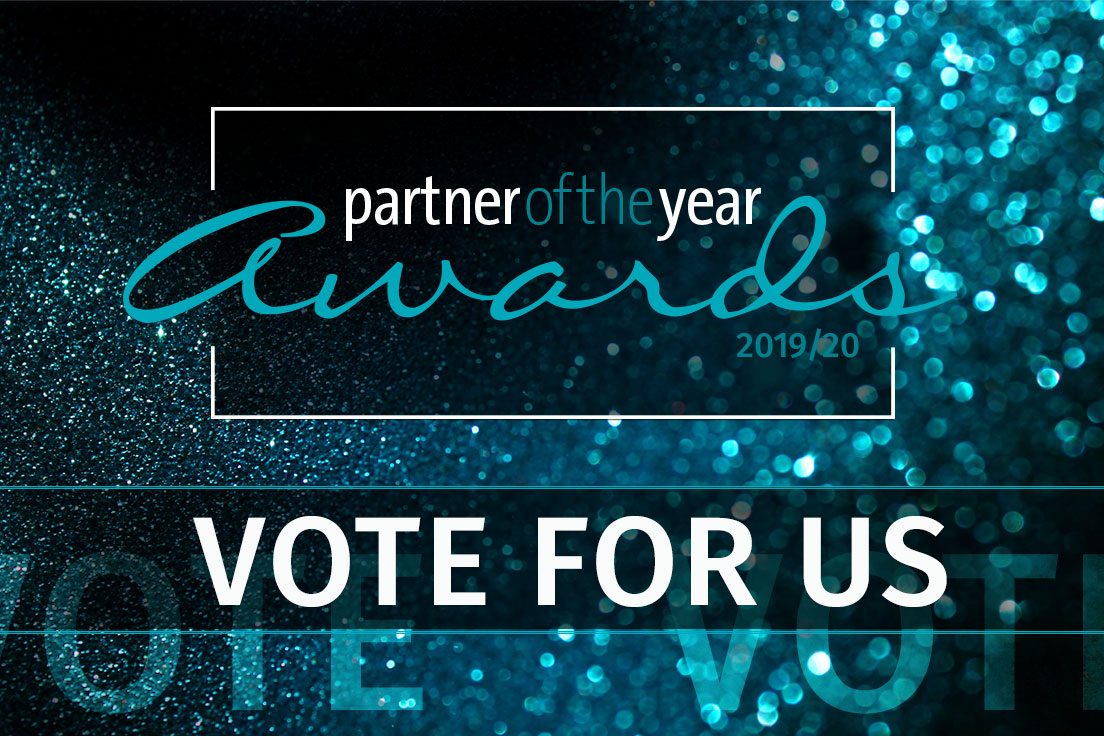 Fudgelearn vote for us at the Oracle User Group partner awards