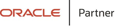 Logo of Oracle, a Fudgelearn partner