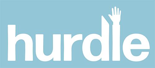 Logo of hurdle, a Fudgelearn partner